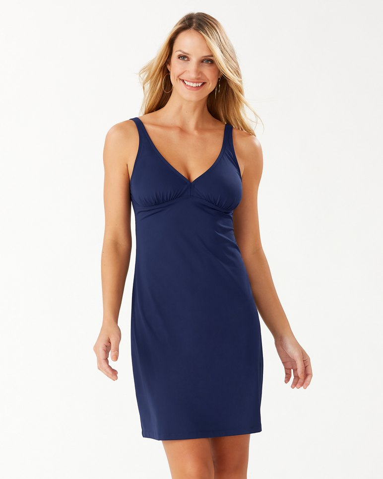 Main Image for Pearl V-Neck Swim Dress
