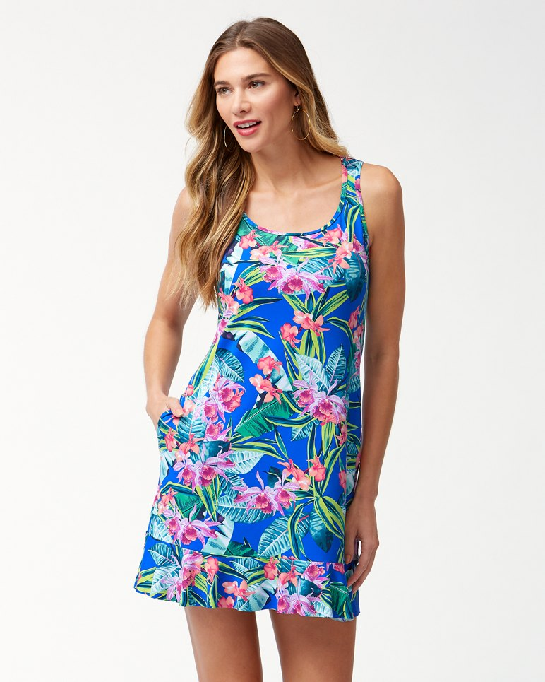 Main Image for Orchid Groves Swim Dress