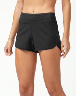 IslandActive® Solid Pull On Short