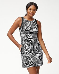 d7c5685a4c IslandActive® Frond Song Swim Dress