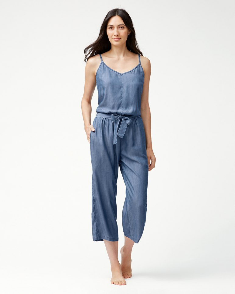 Main Image for Chambray Jumpsuit