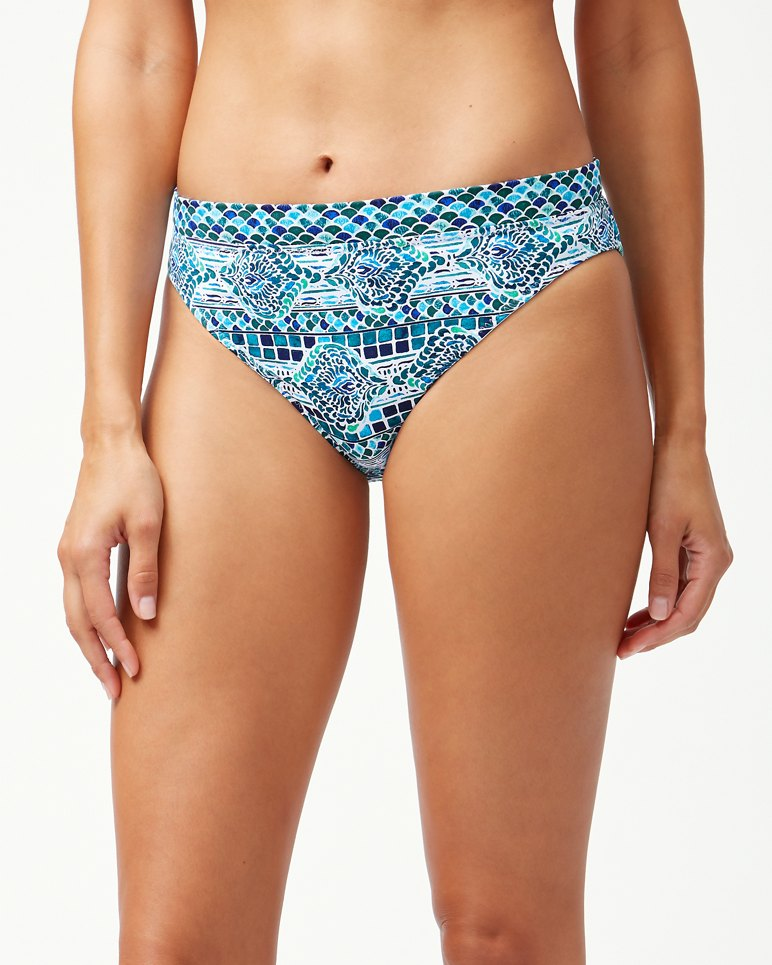 Main Image for Floral Isles Reversible Hipster Bikini Bottoms