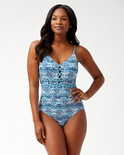 Floral Isles One-Piece Swimsuit