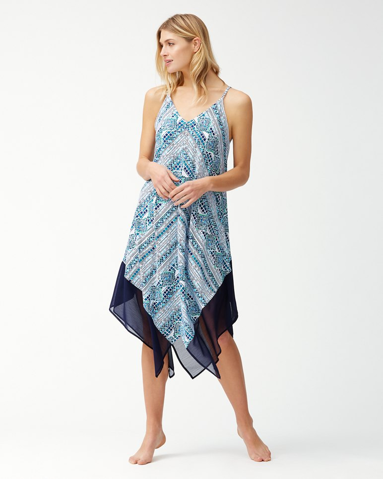 Main Image for Floral Isles Scarf Dress