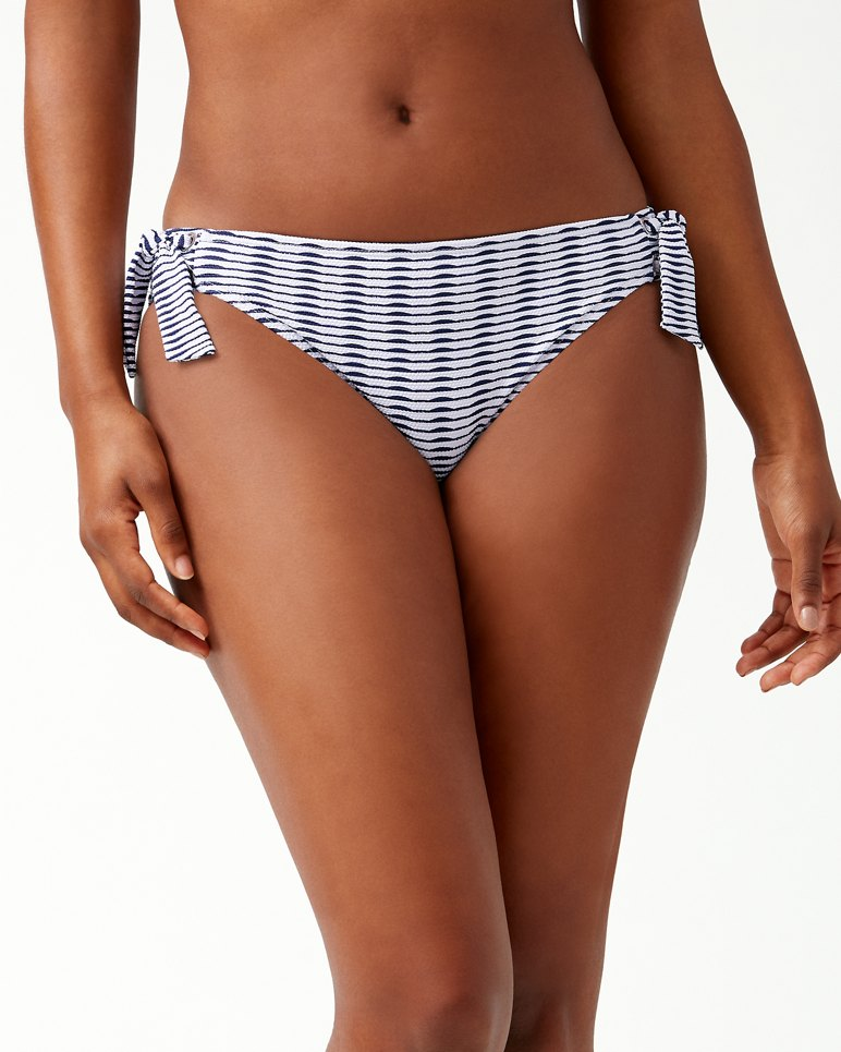 Main Image for Island Cays Hipster Side-Tie Bikini Bottoms
