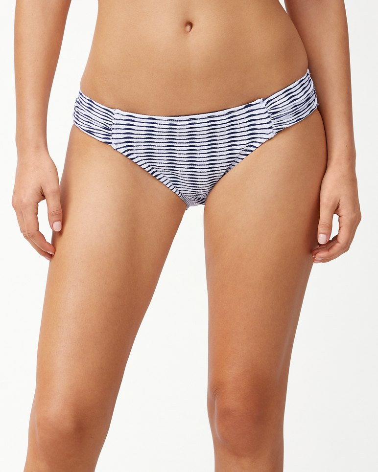 Main Image for Island Cays Side-Shirred Hipster Bikini Bottoms