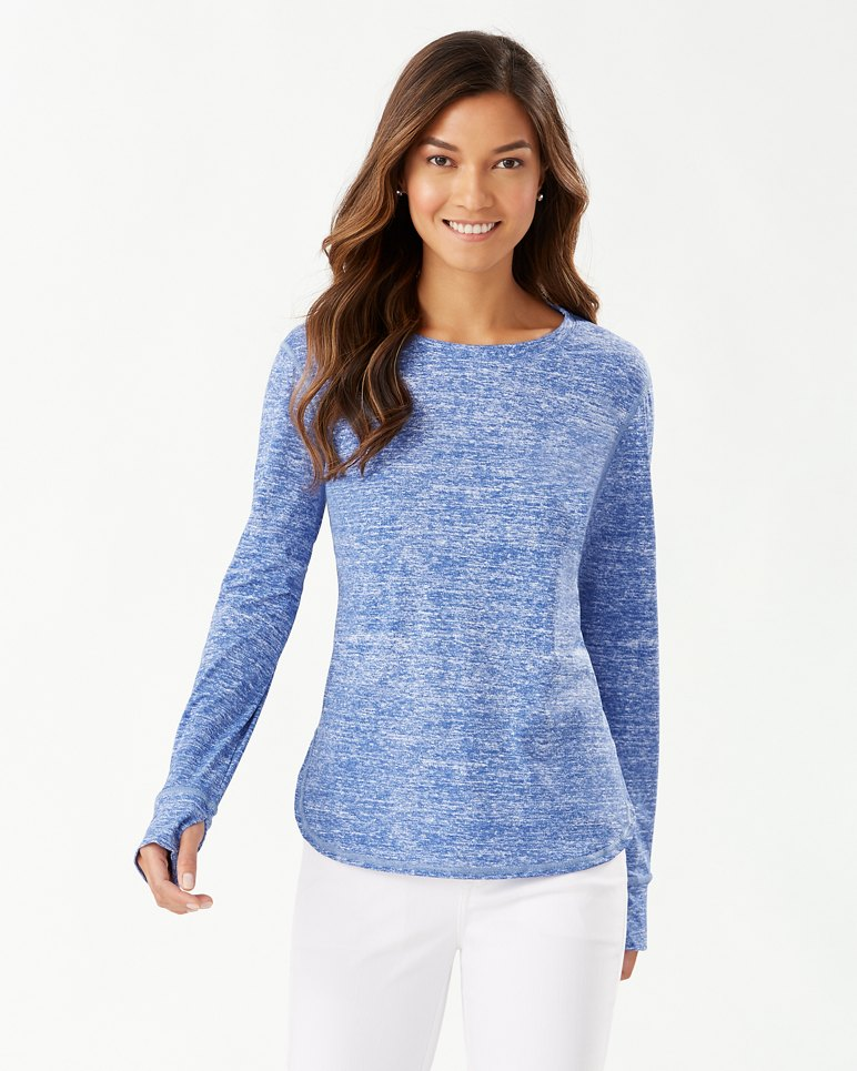 Main Image for IslandActive® Relaxed Long-Sleeve T-Shirt