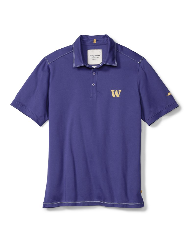 Main Image for Collegiate Clubhouse MVP Trim Fit Polo