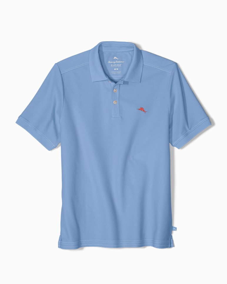 Main Image for Trim Fit Emfielder Polo