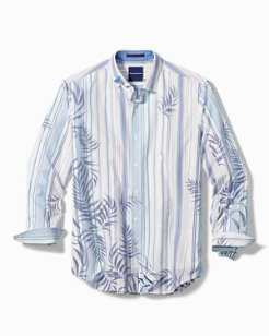 Trim Fit Frond With The Wind Shirt