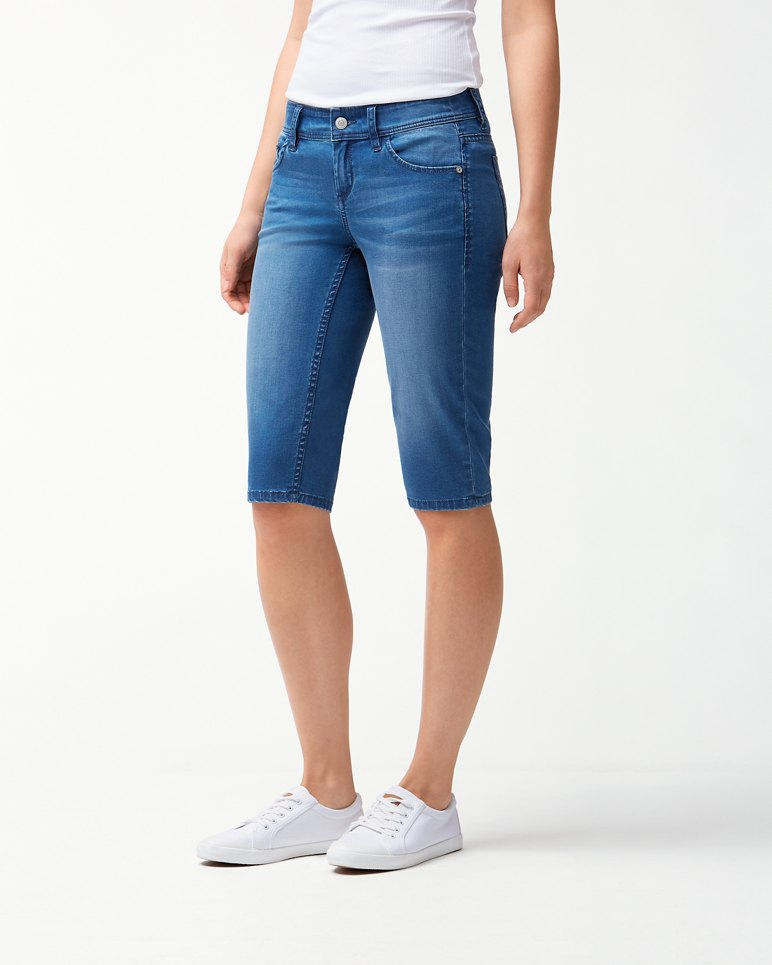 Main Image for Afton Denim 15-Inch Clam Diggers