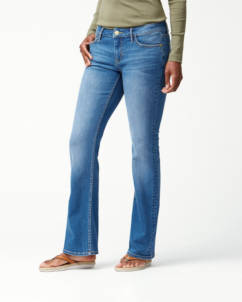 Main Image for Tema Modern Bootcut Jeans