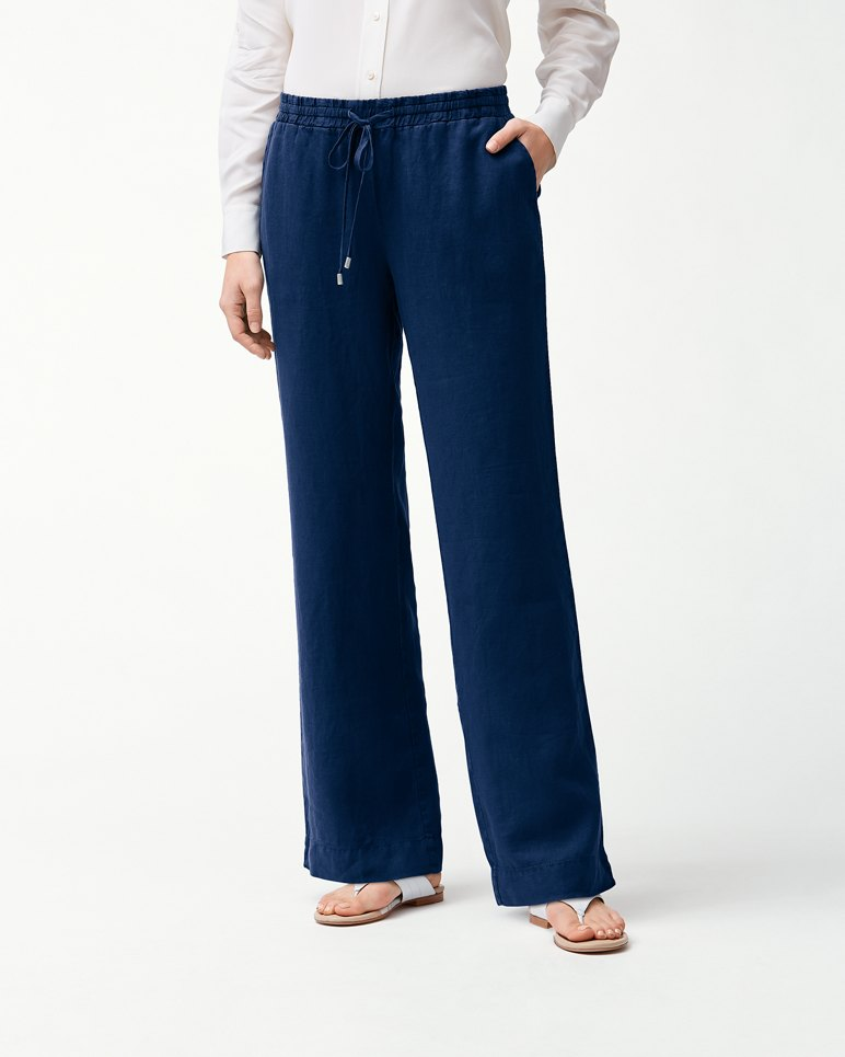 Main Image for Two Palms Linen Easy Pants