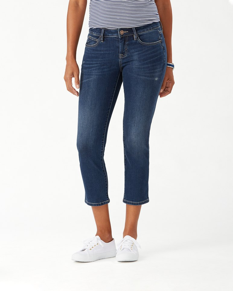 Main Image for Tema Indigo Cropped Jeans
