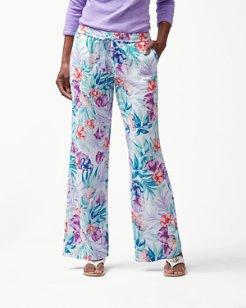Valentina Villa Linen Easy Pants