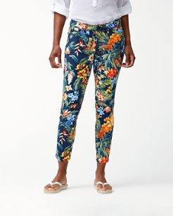 Bonita Botanical Ankle Jeans