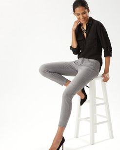 Tema High-Rise Skinny Ankle Jeans