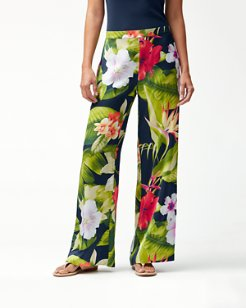 Paradise Breeze Wide-Leg Pants