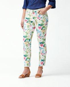 Tropicalia Ankle Jeans