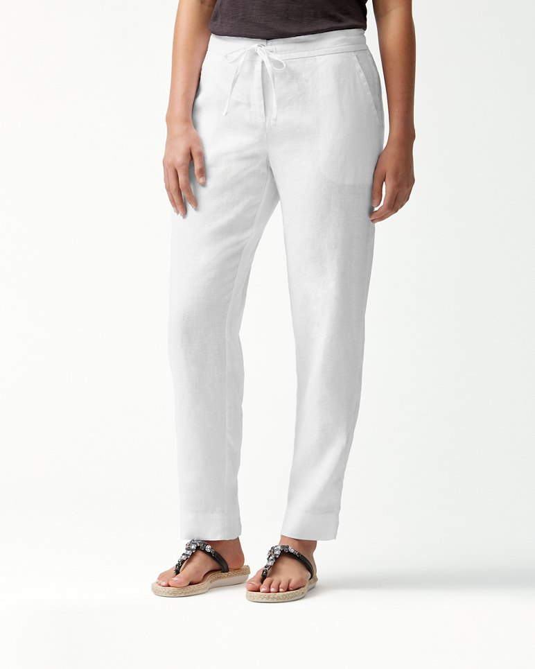 Main Image for Palmbray Tapered Linen Pants