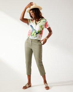 Boracay Cropped Pants