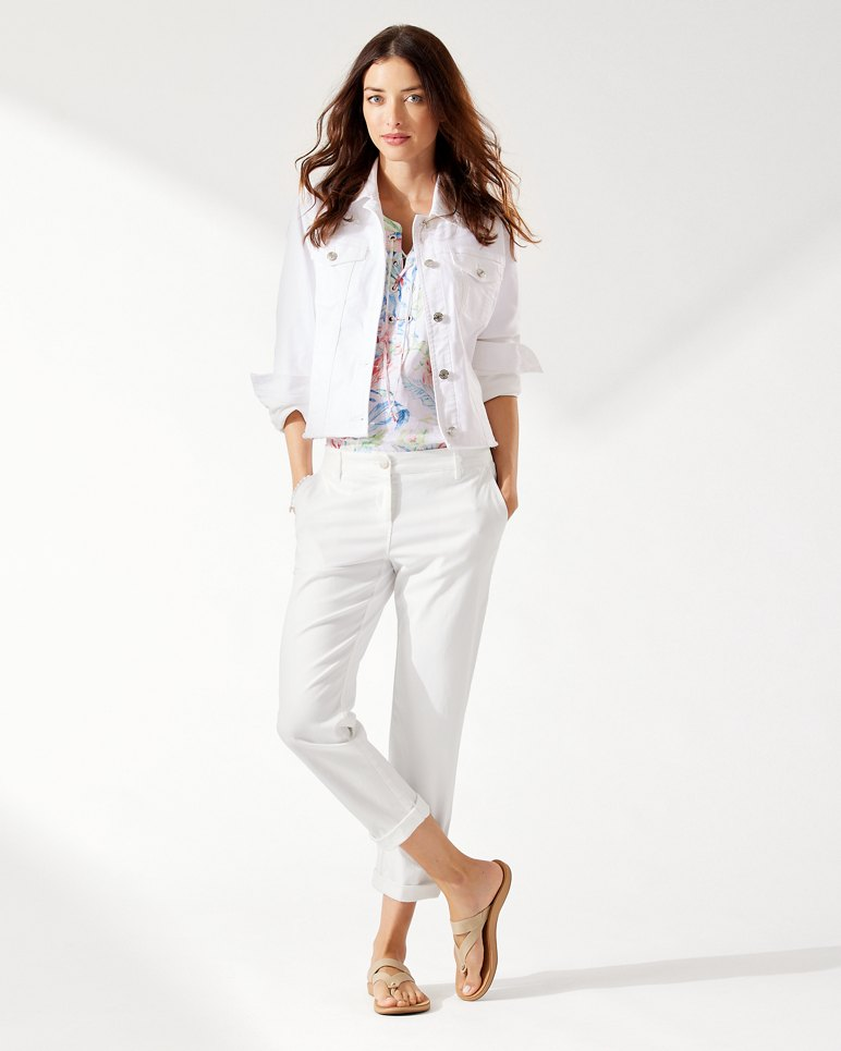Main Image for Boracay Slim Boyfriend Pants