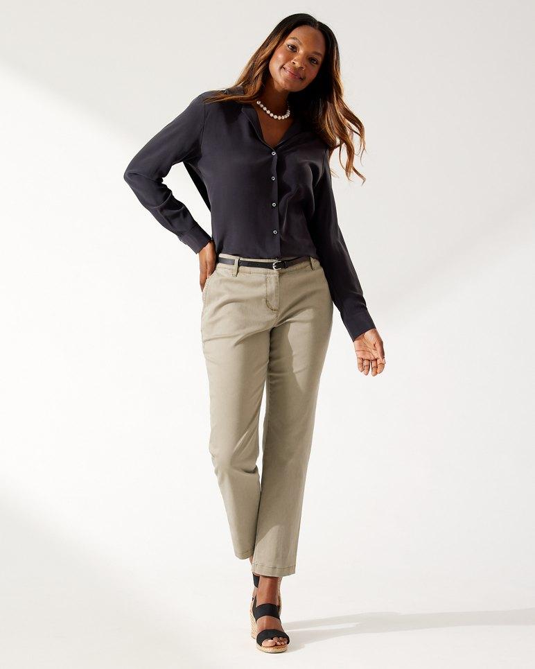 Main Image for Boracay Slim Boyfriend Pants