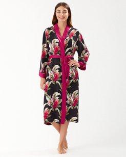 Kimono Wrap Robe