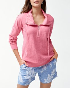 Knoll Half-Zip Sweatshirt