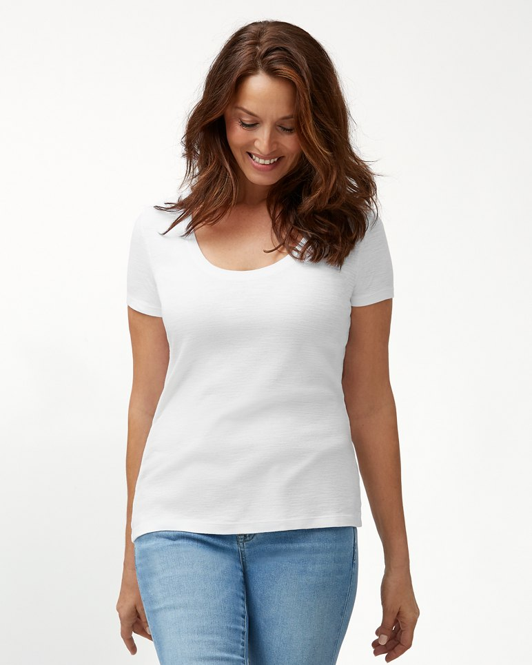 Main Image for Ashby U-Neck T-Shirt