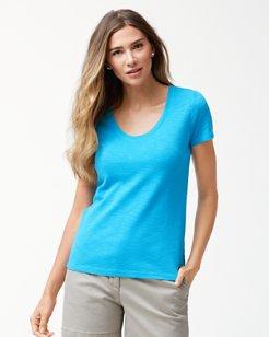 Ashby U-Neck T-Shirt