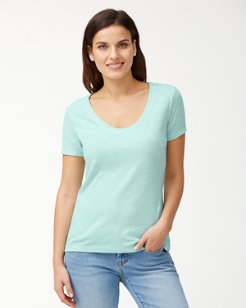 Ashby U-Neck T-Shirt