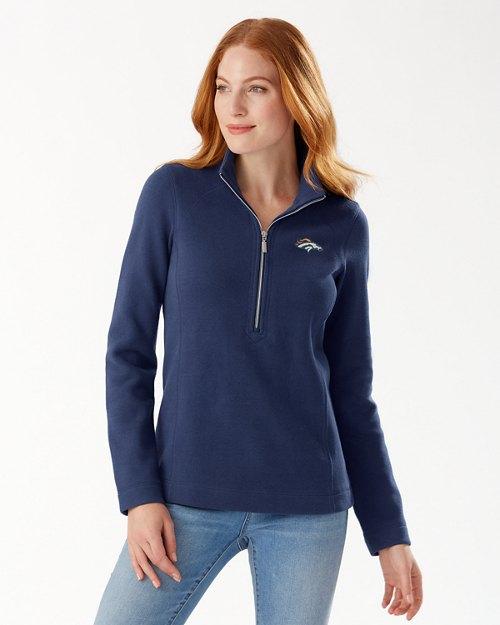 NFL Aruba Half-Zip Sweatshirt