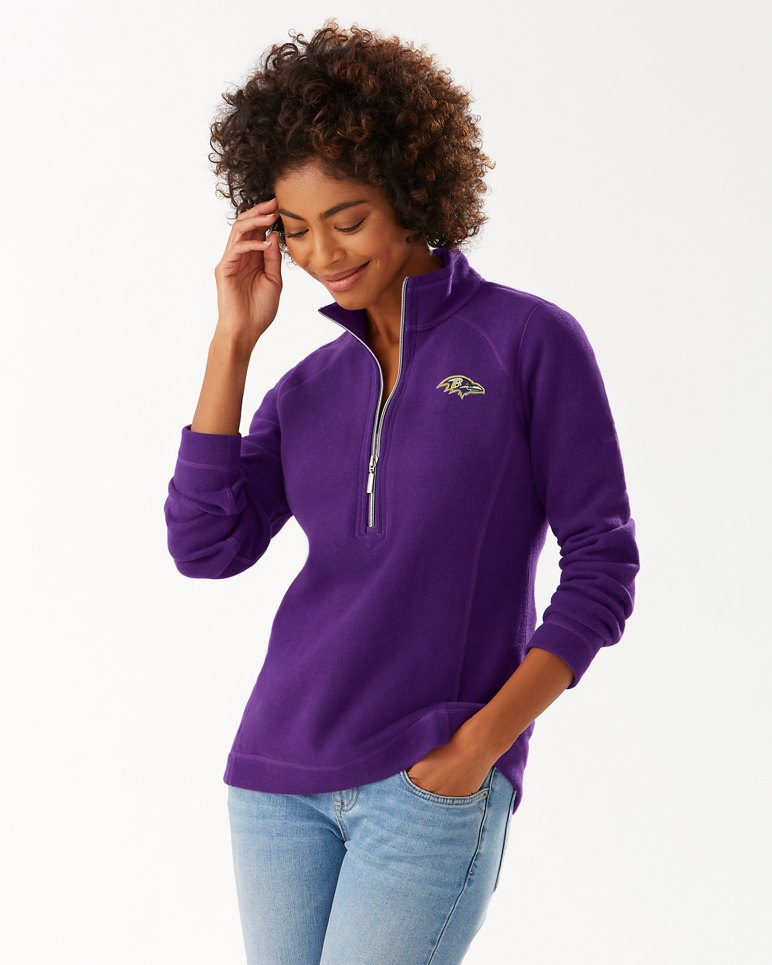 Main Image for NFL Aruba Half-Zip Sweatshirt
