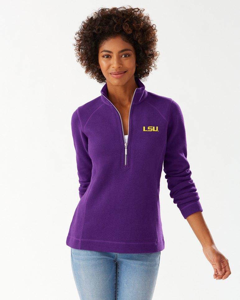 Main Image for Collegiate Aruba Half-Zip Sweatshirt