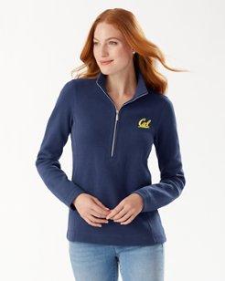Collegiate Aruba Half-Zip Sweatshirt