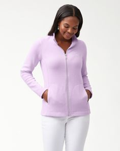 Aruba Full-Zip Sweatshirt