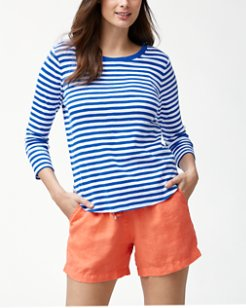 Ashby Mini Harbour Stripe T-Shirt
