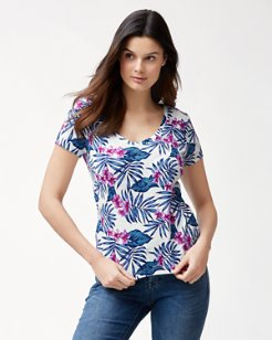 Ashby Maypop Floral T-Shirt