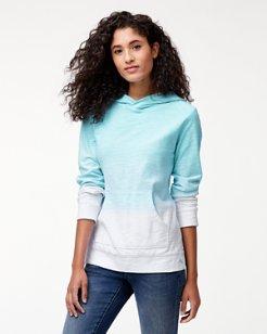Knoll Dip-Dye Pullover Hoodie