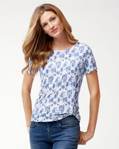 Having A Toile Linnea Linen T-Shirt