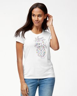 Pineapple Sketch T-Shirt