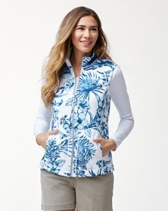 Lightweight Aruba Tulum Tropical Vest