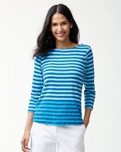 Ashby Juan The Line 3/4-Sleeve T-Shirt