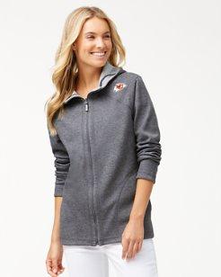 NFL Onside Reversible Full-Zip Sweatshirt