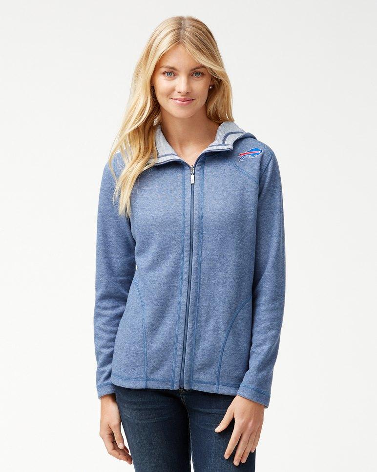 Main Image for NFL Onside Reversible Full-Zip Sweatshirt