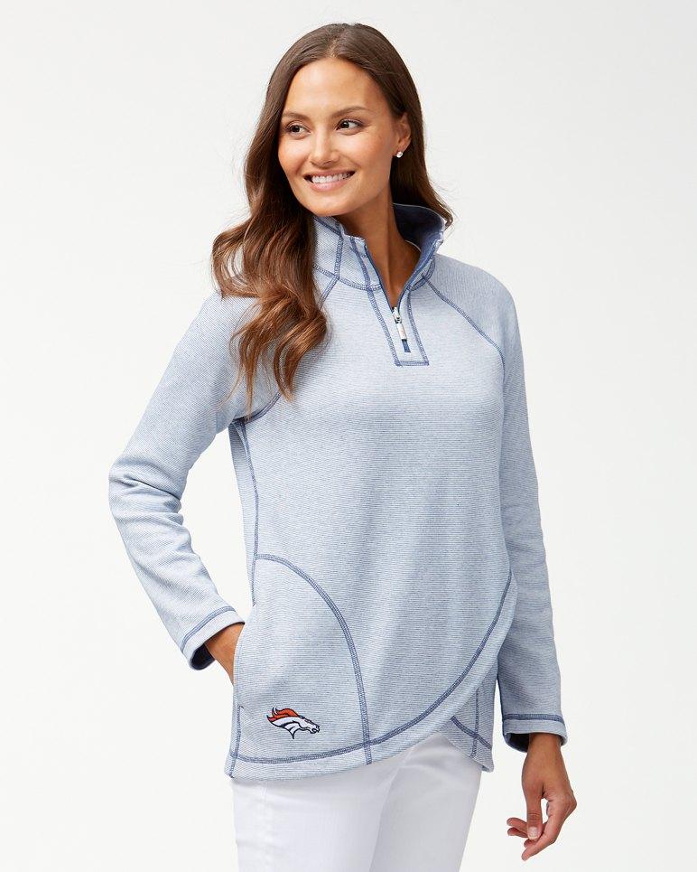Main Image for NFL Onside Reversible Half-Zip Sweatshirt