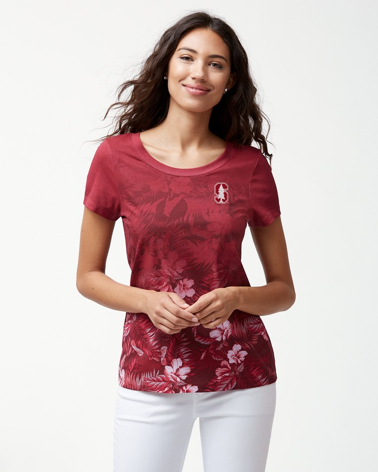 Main Image for Collegiate Floral T-Shirt