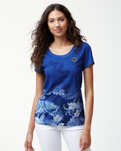 Collegiate Floral T-Shirt