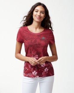 Collegiate Floral T-Shirt